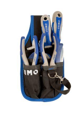 Bolsa con 7 herramientas para mantenimiento general