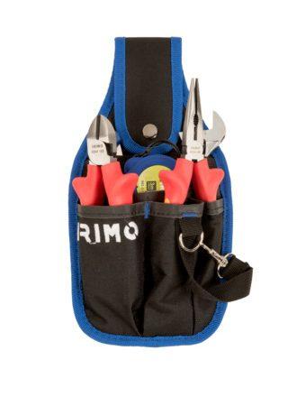Bolsa con 7 herramientas aisladas