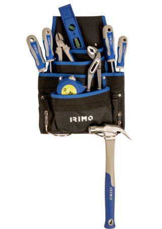 Bolsa 9 herramientas para mantenimiento general
