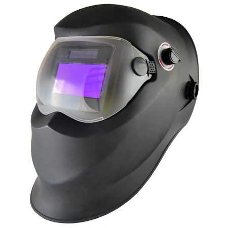 CASCO PARA SOLDADURA CON REGULADOR MANUAL
